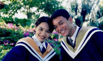 Ryan & Jacqui 1999