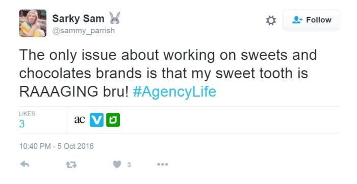 Agency diet