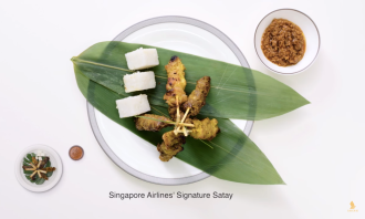 Chicken Satay SIA no hand