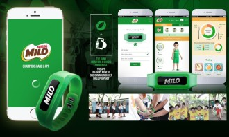 Milo Band and App