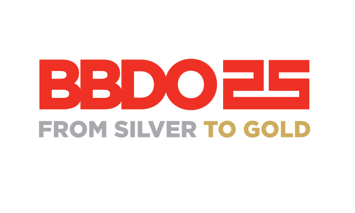 BBDO25 Logo