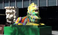 Stephen – the Pride Lion