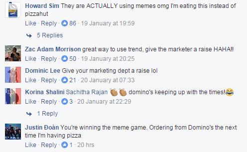Dominos Saltbae Howard Sim
