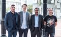 Grey Group Neil Cotton, Måns Tesch, Nirvik Singh, Marthinus Strydom