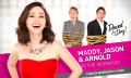 Kiss92 - Maddy, Jason & Arnold in the morning