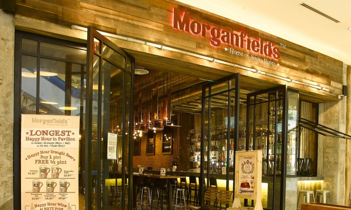 Morganfield's Outlet