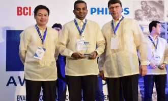 Philips Lighting x BCI Asia FairBuilding Awards