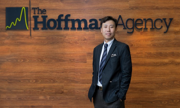 Jason Cao, General Manager, China, The Hoffman Agency