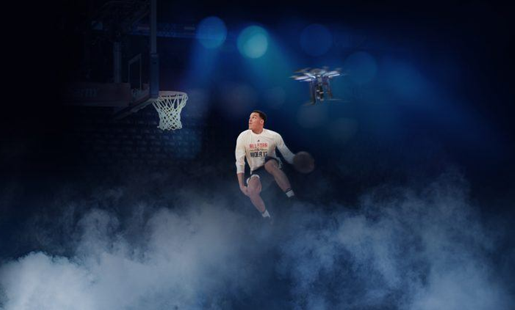 NBA drone 1