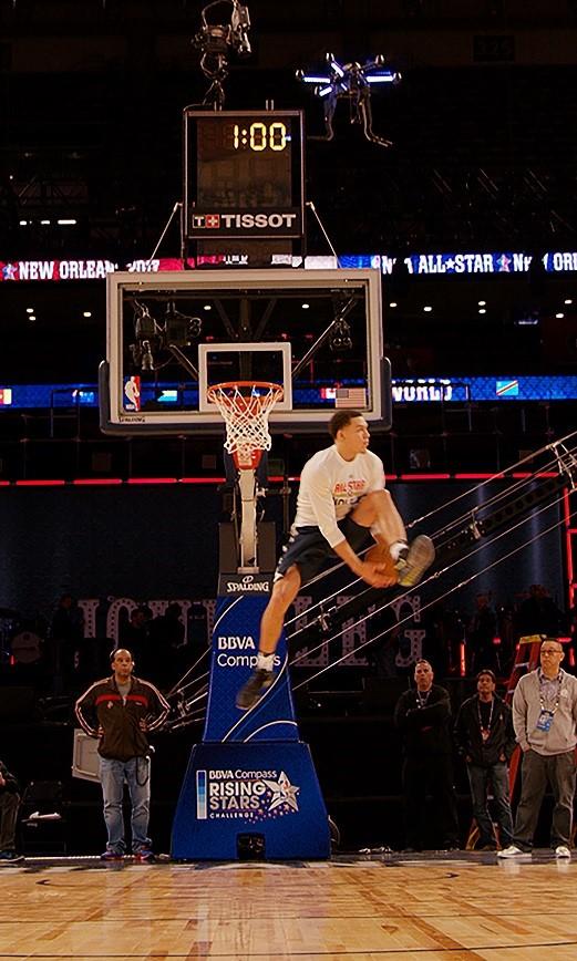 NBA drone 2