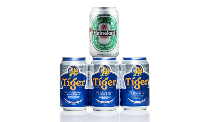 report on tiger beer