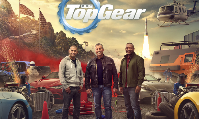 BBC Brit Top Gear S24 Iconic