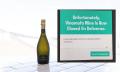 Deliveroo Wine Promo IWD