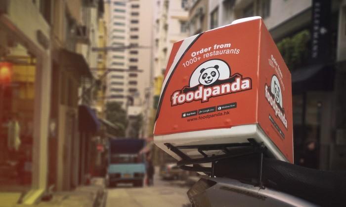 Foodpanda Sheung Wan