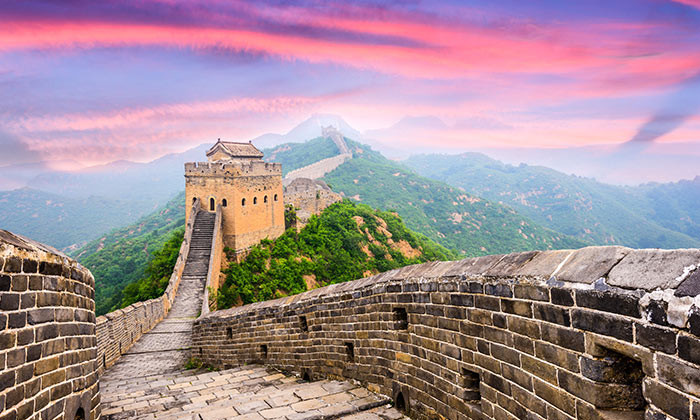 Great Wall of China 123rf