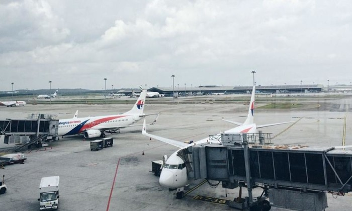 Malaysia aiport 1