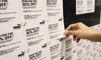 Peel Off Coupons