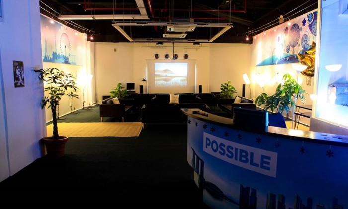 Possible Singapore Office