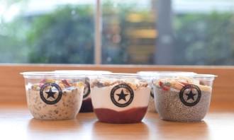 Pret's Healthy Bowls