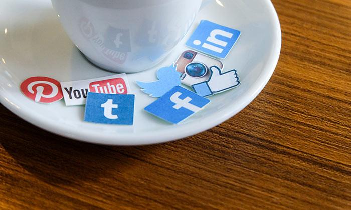 Social media icons stock 123rf