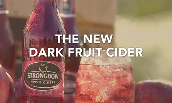 Strongbow Darkfruit Cider