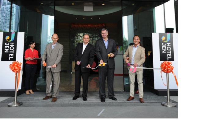 hotel jen opening
