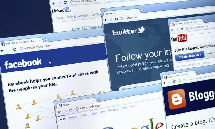 social media flups