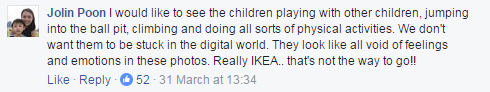 IKEA comment 2