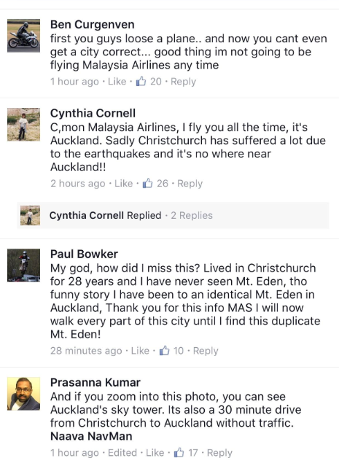 MAS Comments