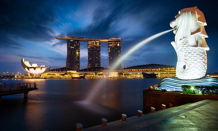 Singapore Tourism_123rf