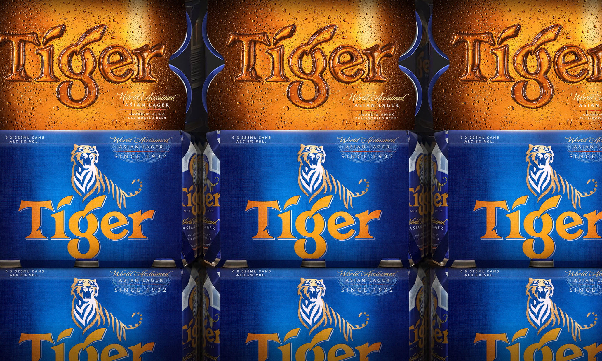 marketing tiger beer Grumpy cat's owner sues coffee firm, tiger beer recycling campaign fail: international round-up.