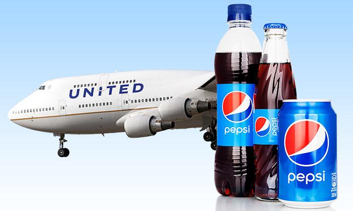 United + Pepsi