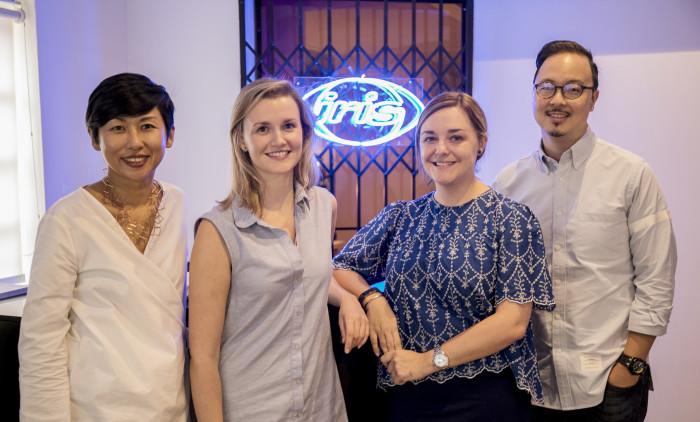 iris new hires