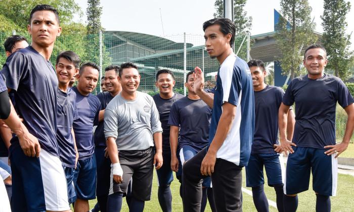 NIVEA MEN kicks off partnership with Malaysian football teams