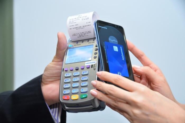 Global Payments Announces Full Support for Samsung Pay in Hong Kong