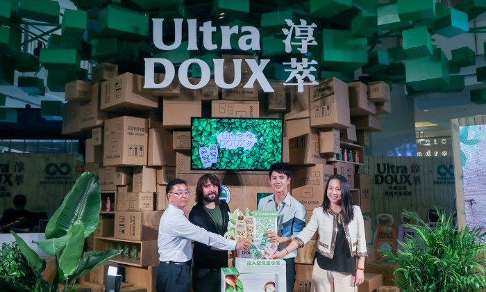 L'Oreal's Ultra Doux goes green with TerraCycle