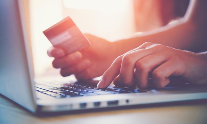 Online shopping 123rf