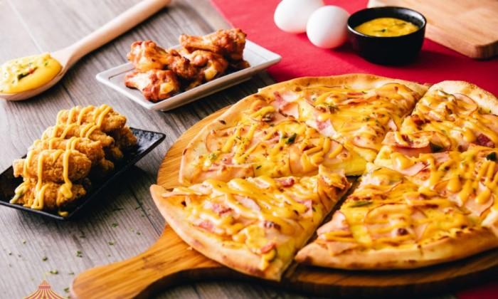 Pezzo Pizza CNY