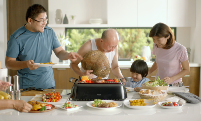 Philips Smokeless Grill - Family 2