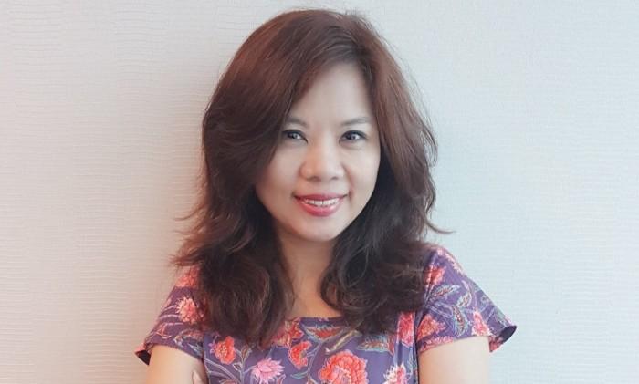 Vivian Yen, VP, Taiwan, AdAsia Holdings