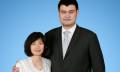 Yao Ming and Ye Li