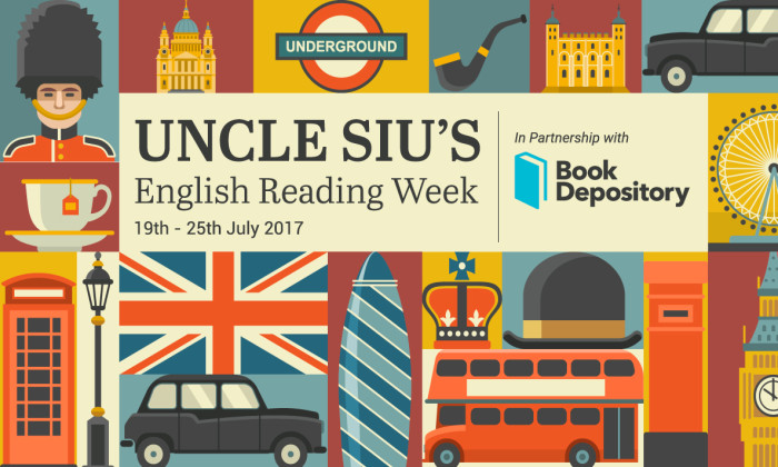 Book Depository x Uncle Siu English Reading Week Picture 1