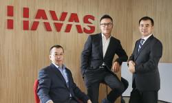 Havas Group Greater China Management Group Photo
