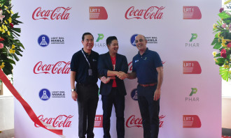 LRMC, Coca-Cola seal alliance under PHAR's Station Domination Project