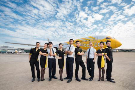 Tigerair, Scoot To serve as one