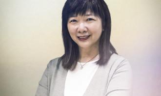 Yvonne Chau, marketing director.