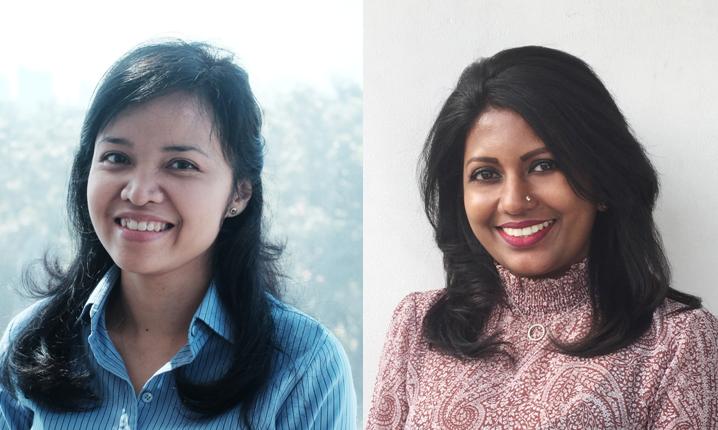 Geeta Ramachanran + Tantri Kadiman-Beekelaar