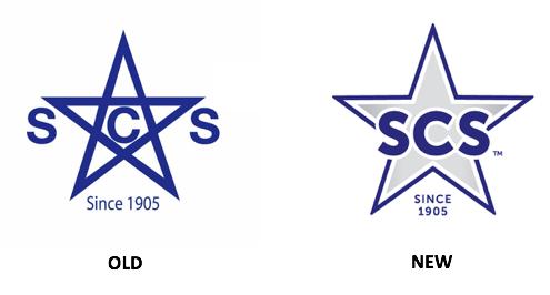 New SCS logo