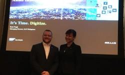 Ryan Poggi, Managing Director, SAP Philippines & Kathleen Muller, Head of Analytics and Insight, SAP Southeast Asia 6.JPG
