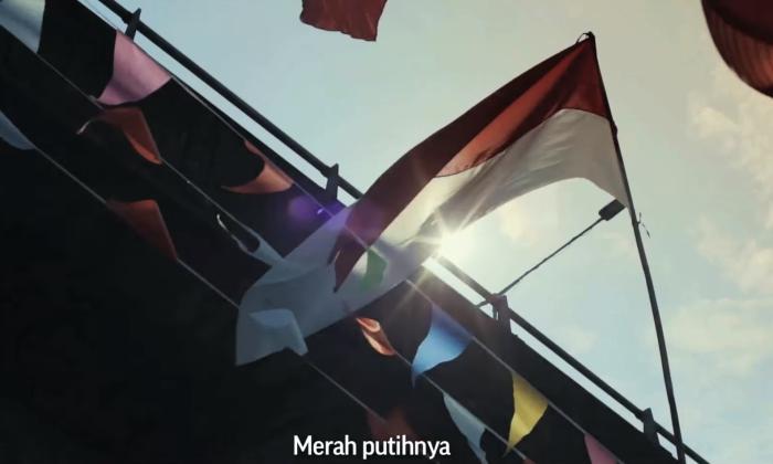 Tehbotol Sosro Flag